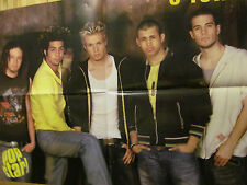 O-Town, Pink, Double Four Page Foldout Poster