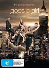 Gossip Girl Complete Series Collection Season 1-6 New Oz Dvd Box Set Region 4 R4
