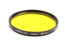 Marumi 72mm MC-Y2 filter