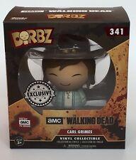 The Walking Dead Carl Grimes exclusivo dorbz Funko De Vinilo