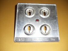 Panel with Indicator Light from Frigidaire Range RB-131L (light tested, works)