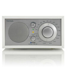 Tivoli Audio Model One Bluetooth Am/Fm Radio (White/Silver)