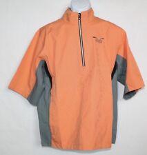Footjoy 100%  Waterproof Hydrolite 1/2 Zip Golf Pullover Rain Jacket Windshirt