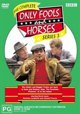ONLY FOOLS AND HORSES SERIES 3 DVD=REGION 4 AUSTRALIAN RELEASE=NEW AND SEALED