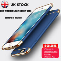 Ultra thin 3500mAh Power Battery Charger Power Case Cover For iPhone 6 6S 7 Plus