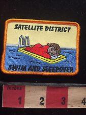 Satellite District Swim & Sleepover Patch 75WZ