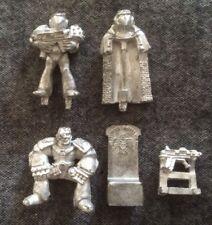 Warhammer 40k Marneus Calgar Lord Macragge Rogue Trader Metal Oop Gw