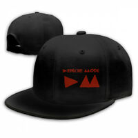 Depeche Mode Logo Unisex Adjustable Baseball Snapback Cap Hat