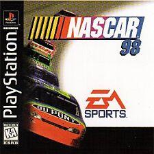 NASCAR 98 (Sony PlayStation 1, 1997)