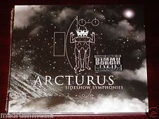 Arcturus: Sideshow Symphonies CD 2005 Season Of Mist Records SOM 100 Digipak NEW