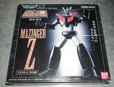 MODELLINO DA COLLEZIONE Soul of chogokin GX07- MAZINGER Z- in acciaio