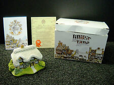 Lilliput Lane Bramble Cottage 1990 English Collection: South East Nib W/ Deeds