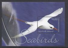 2005 NORFOLK ISLAND SEABIRDS PART I MINI SHEET FINE MINT MNH/MUH