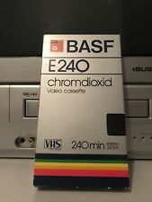 More details for used vhs video tape (see description for contents )