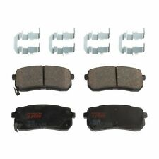 Disc Brake Pad Set-Premium Disc Brake Pad Rear TRW TPC1302