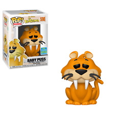 The Flintstones - Baby Puss Pop! Vinyl Figure (SDCC 2019) (RS)