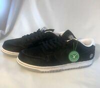 "Men's Size 10.5 - Nike SB Dunk Low x Medicom Toy ""BE@RBRICK"" CZ5127-001"