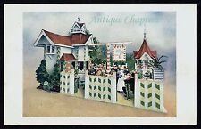 1911 Glasgow Exhibition Cadbury's Cocoa Stand Exhibition Postmark Postcard A750