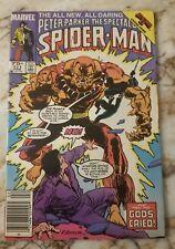 Peter Parker Spectacular Spider-Man #111 Fn+ Puma 1 Secret Wars 2 Crossover