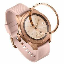 Samsung Galaxy Watch 46mm Gear S3 Bisel Anillo Funda Anti-rasguños Proteccion