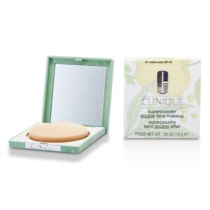 NEW Clinique Superpowder (No. 01 Matte Ivory; ) 10g/0.35oz Womens Makeup