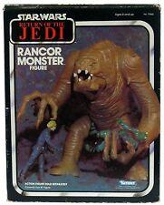 Vintage Kenner Star Wars Rancor Monster Unused w/Box & Insert Mint in Box  MIB