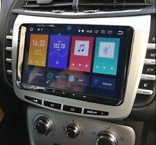 """AUTORADIO 9"""" Lancia Delta Android 8.0 4gb 32gb Comandi Al Volante Navigatore Usb"""