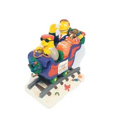 """Merry Christmas, Vote Quimby� The Simpsons Christmas Express Collection 2004"
