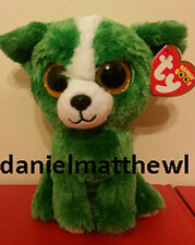 "Ty Beanie Boos ~ DILL the 6"" Dog ~ Gift Show Exclusive~ NEW MINT ~ IN STOCK"