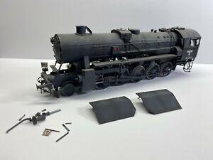 Trumpeter Kriegslocomotive Armored Steam Locomotive Professionally Built Model