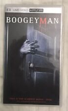 Sony PSP UMD Movie Boogeyman