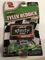 Tyler Reddick 2020 ALSCO Champion Diecast Nascar Authentics Wave 3 1/64
