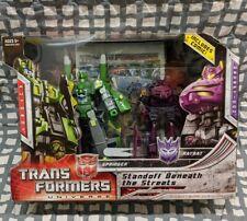 Transformers Universe Springer RatBat StandOff between the Streets Lot MISB WFC