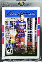 2016-17 Donruss Lionel Messi Accomplishments FC Barcelona Very Nice!
