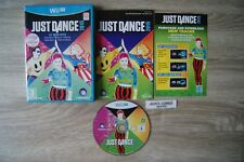 Just Dance 2015  Nintendo Wii U Game - 1st Class FREE UK POSTAGE