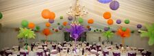 Mixed SIZE New Round Paper Lanterns Lamp Shade Wedding Birthday Party Events