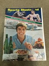 FM1-38 Sports Illustrated Magazine 9-25-1967 Nino Benvenuti BOXING