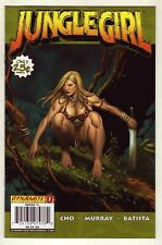 Jungle Girl #0 - 2007 Dynamite - Preview issue - Frank Cho cover A - VF/NM (9.0)