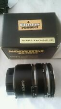 Super Paragon Auto Extension Tubes x3 for MInolta MD