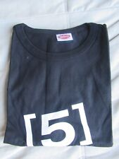 TEE SHIRT PUBLICITAIRE LABEL 5 TAILLE XL