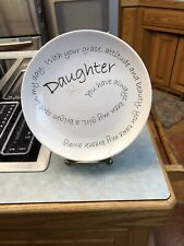 Daughter By Carson Plate