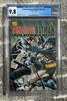 Punisher/Batman: Deadly Knights #nn (1994) CGC 9.8  White Pages  Dixon - Janson