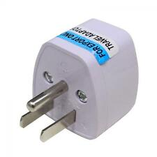 Travel Universal Converter Outlet Power Plug Adapter UK EU AU To US USA AC