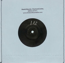 "Daniel Menche - Fractured Limbs 7"" LP - Electronic, Noise, Experimental"