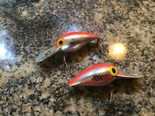 2- Wiggle Wart Lures baits