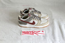 NIKE DUNK LOW PR LIGHT BONE ROUGH RED MUSHROOM SAMPLE 9US 42.5 LTD RARE EXCLU DS