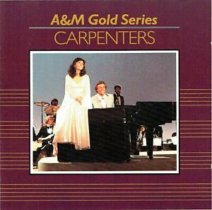 (CD) The Carpenters - A&M Gold Series - Top Of The World, Sweet Sweet Smile,u.a.