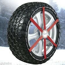 STOCKINGS SNOW CHAINS 225-50 17 HOMOLOGATED ITALY MICHELIN EASY GRIP S11 225/