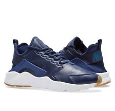ad284480f8847 New Womens Nike Air Huarache Run Ultra SI 881100 400 Binary Blue White UK 4