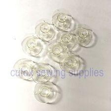10 Genuine Bobbins #001141000000 For Juki Home Portable Sewing Machines
